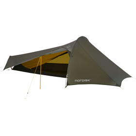Nordisk Lofoten 1 Ultra Light Weight Tent SI Forest Green